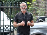 Silence:George Michael has not been seen out in public since his mystery illness in May