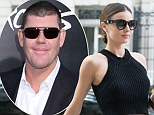 Why all the cloak and dagger, Miranda? Kerr rumoured to be engaged in clandestine meetings with her rumoured love interest James Packer at his New York hotel