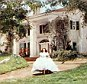 The set for the legendary Gone with the Wind house is currently being restored in a southern dairy barn not far from the 'real' home the estate was based off of