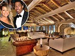 Moving on: Mariah Carey and Nick Cannon have sold their Bel Air mansion for just over $10 million