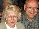 Contagion: Christian missionary Nancy Writebol (seen here with her husband David) has become the second U.S. citizen infected with deadly Ebola in the midst of the worst outbreak of the virus ever in Africa