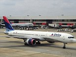 Causing a stink: The alleged incident happened on board a Delta Airlines flight from Beijing to Detroit this week