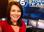 """A viewer in Tennessee sent a local meteorologist a letter complaining her fashion choices fit too """"snugly under [her] bust."""""""