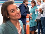 Glee's Lea Michele lands guest role on Sons Of Anarchy playing truck shop waitress and single mother