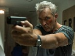 Martin Kemp stars in action movie Age Of Kill where he's seen wielding a gun
