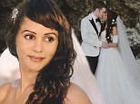 Joseph Morgan and Persia White marry in intimate beach wedding in Jamaica on July 5