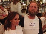 That's messy! Natalie Imbruglia and her ex boyfriend millionaire hotel tycoon Justin Hemmes dined at his newly opened Coogee Pavilion eatery in Sydney