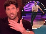 Maksim Chmerkovskiy announces Dancing With The Stars departure on The View .. but remains tight-lipped about THOSE J-Lo romance rumours