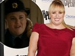 Ello ello: Rebel Wilson stars as a British security guard in the first trailer for Night At The Museum: Secret Of The Tomb