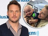 'It brought me closer to my family': Chris Pratt reveals how he stayed strong after son Jack's nine week premature birth