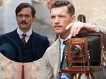 Dapper Deadline: Sam Worthington channels the early 1900s gentleman in the first shots from mini-series Deadline Gallipoli