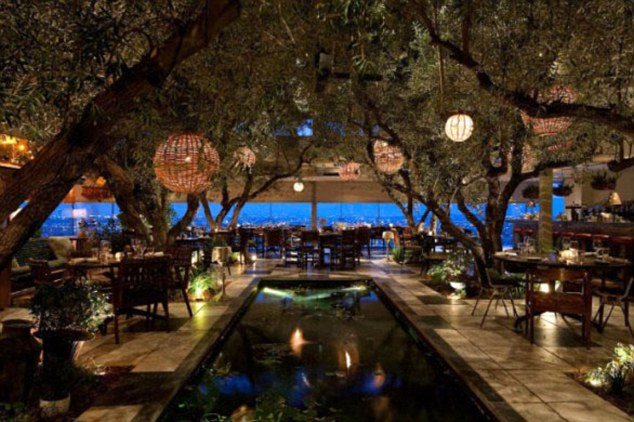 Inside out: Soho House in Hollywood will give you a very 'al fresco' feeling