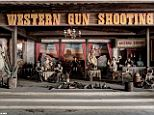 Just like Hee Haw: Western Village was built in 1975 and featured many attractions including animatronic entertainment