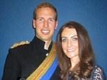 Kate and William lookalike couple: Tom and Heidi