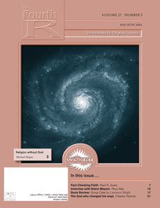 Issue 23-7 Fourth R cover