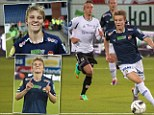 Martin Odegaard: The 15-year-old sensation from Norway eyed up by Real Madrid for £12million... and he's already trained with Manchester United and Bayern Munich