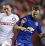 The next Nemanja: Jonny Evans is ready to establish himself as the next Vidic of United's defence