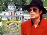 Michael Jackson's Neverland ranch set to be sold five years after singer's death... and could fetch up to $60m