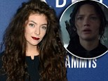 'I am so pleased and proud': Lorde to be sole curator of soundtrack for The Hunger Games: Mockingjay - Part 1