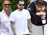 The Cameron Diaz effect! Benji Madden steps out looking trim and glowing three months after starting romance with the 'sex, healthy food and exercise' guru