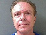 """Former 70s heartthrob David Cassidy could face problems over a DWI court case  - after he was caught out by a """"tweet"""" over his whereabouts"""