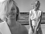 She's having a Marilyn moment! Lara Bingle shares unseen images from recent Elle magazine shoot as she channels iconic screen star Monroe