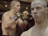 Nick Jonas ditches squeaky clean boyband image for shaved head and bulging biceps as he plays a prize-fighter in Kingdom series trailer