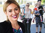 'Maybe we're not meant to be together, maybe we are': Hilary Duff opens up about how difficult it's been to separate from estranged husband Mike Comrie