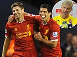 Arsene Wenger: 'Nobody is too good for us, and Steven Gerrard knows that'... Gunners boss hits back after Liverpool skipper admits he warned Luis Suarez off Arsenal
