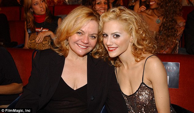 Madness and lies: Sharon Murphy (left) has hit out at ex-husband Angelo Bertolotti for claiming their daughter Brittany Murphy was poisoned to death