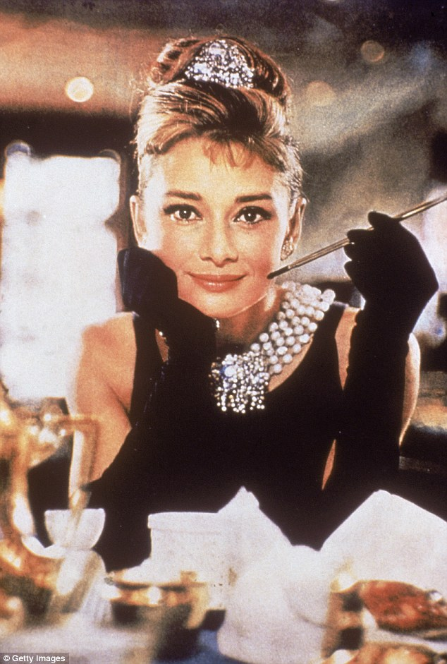'She's not even half the woman Audrey Hepburn was': The campaign, which also sees her made up to look like Brigitte Bardot, Farrah Fawcett and her one-time best friend Madonna, is meant to be a tribute to the iconic beauty, though the photo has been widely criticised since it launched on July 2