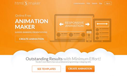 20 Free HTML5 & JS Animation Tools for Web DesignersDevelopers