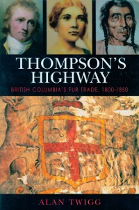 thompson's Highway - cover