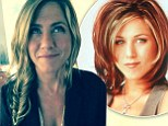 It's no match for the 'Rachel'! Jennifer Aniston shows off her new intricate fishtail braid in Instagram shot