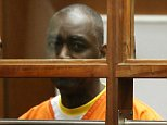 LOS ANGELES, CA - AUGUST 01: Actor Michael Jace appears in Los Angeles Superior Court on August 1, 2014 in Los Angeles, California.  Jace is charged with the May 19 shooting death of his wife April Jace and has pleaded not guilty and waived his rights to a preliminary hearing.  (Photo by Frederick M. Brown/Getty Images)