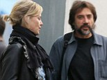Charlize Theron and Javier Bardem