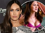 'I don't feel ashamed': Sexy Megan Fox on why she doesn't mind showing off her incredible body for a movie role