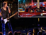 'Horrified' Keith Urban breaks his silence over alleged rape at Boston concert