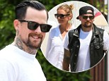 Cameron Diaz is having an immense effect on boyfriend of three months, Benji Madden. The musician spoke to People magazine at Alt 98.7 Penthouse Party at Hollywood Tower on Wednesday about his new love and how their relationship has influenced his work. 'I'm really happy right now', the 35-year-old said, referring to his whirlwind romance with the 41-year-old blonde beauty.