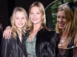 GIRL ABOUT TOWN: Kate and Lottie Moss to become Vogue's first cover sisters