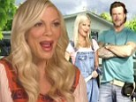 Time for a career change? Premiere of Tori Spelling and Dean McDermott's latest reality show attracts just 60,000 viewers