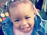 A Wilmington toddler hospitalized with heavy bruising and brain injuries died late Friday night, after medical staff removed life-support equipment that had sustained her for several days.  Wilmington police said their probe of the traumatic injuries suffered by 1¿-year-old A?Niah Davila-Torres is now a ?death investigation,? though the precise cause of her injuries has not been officially determined.  A medical examiner photographed the baby?s injuries for evidence in the investigation Friday night before she was removed from life-support at Nemours/Alfred I. duPont Hospital for Children in Rockland about 11 p.m. She died a short time later, according to her family.