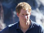 Single: As his 30th birthday rapidly approaches next month, Prince Harry stands at the precipice, gazing into the future, alone