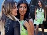 Khloe Kardashian Kourtney