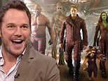 'So happy!' Chris Pratt thanks fans as Guardians Of The Galaxy breaks box office record with $94m debut