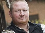 Storm Bourne: Danish-born radical Islamist-turned MI5 spy Morten Storm is set to see his autobiography turned into a Hollywood movie
