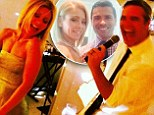 My best friend's wedding! Kelly Ripa parties with husband Mark Consuelos, Andy Cohen and Joan Rivers at pal's nuptials in NY