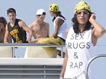 Picture Shows: Michelle Rodriguez  August 02, 2014\n \n Michelle Rodriguez and her new squeeze Zac Efron are spotted enjoying the sunshine in Ibiza.\n \n Despite rumours that the relationship had fizzled after Michelle was pictured partying in Ibiza without Zac, the pair reunited and appear to enjoying their time together.\n \n The pair were first pictured cosying up to one another in July in Sardinia. \n \n WORLDWIDE RIGHTS - NO SPAIN\n \n Pictures by : FameFlynet UK © 2014\n Tel : +44 (0)20 3551 5049\n Email : info@fameflynet.uk.com