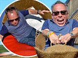 Warwick Davis at Camp Bestival