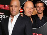 'It's one of the darker moments in my journey': Vin Diesel admits he is still haunted by death of 'partner' Paul Walker